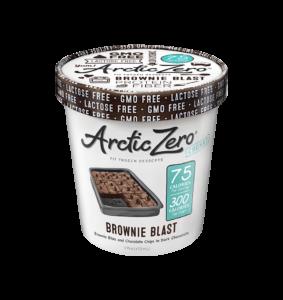 Arctic Zero Brownie Blast