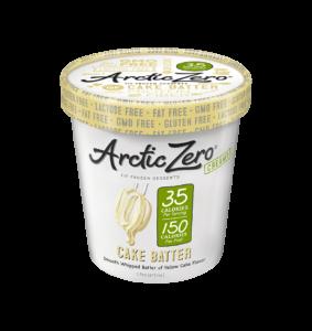 Arctic Zero Cake Batter