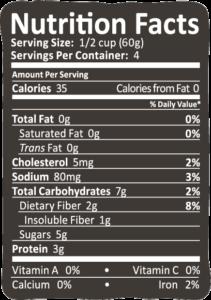 Arctic Zero Pint Cookie Shake Nutrition Info